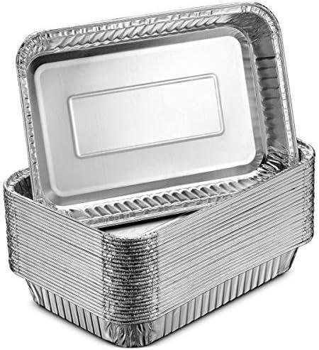 Aluminum Foil Grill Drip Pans product image