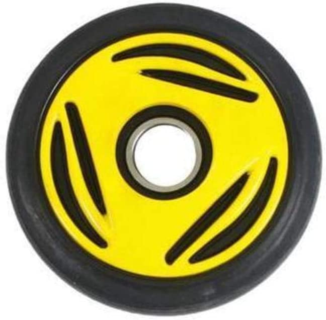 Ppd Idler Wheel Yellow 04-400-07