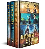 Whyborne and Griffin, Books 4-6: Necropolis, Bloodline, and Hoarfrost (The Whyborne & Griffin Series Box Sets Book 2)