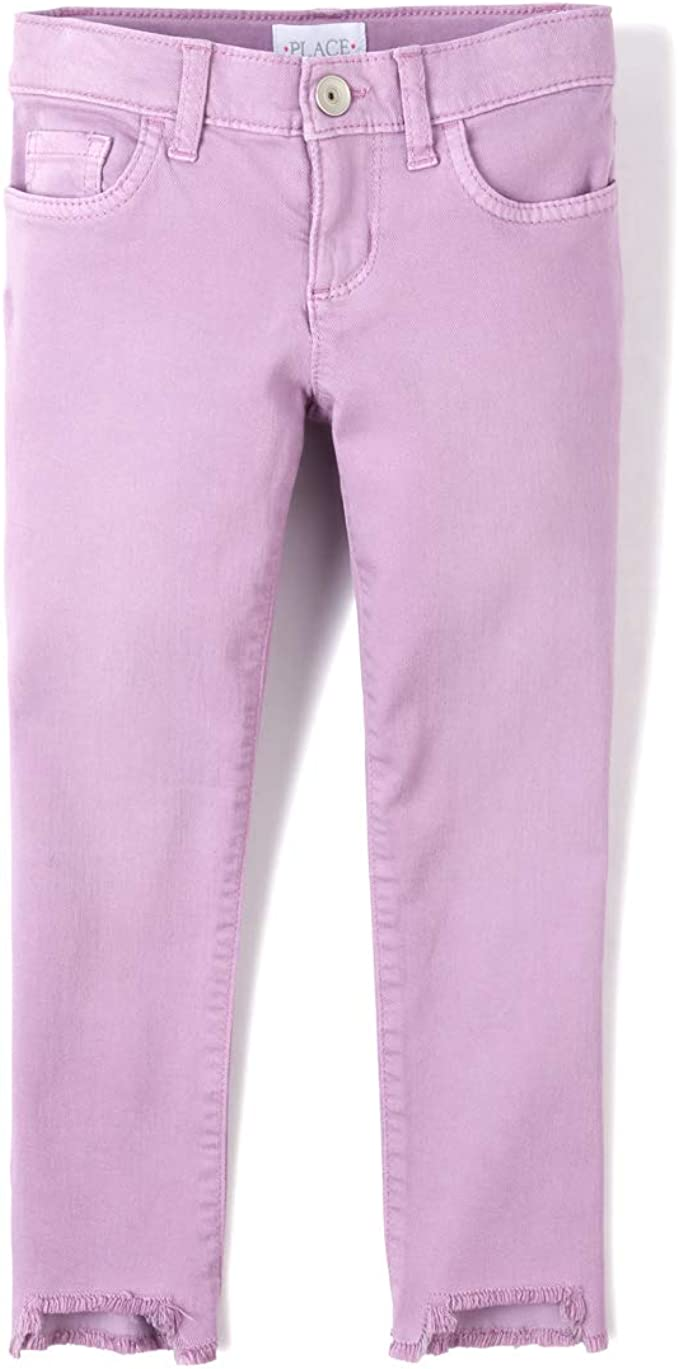 The Childrens Place Girls Fashion Denim Jeggings