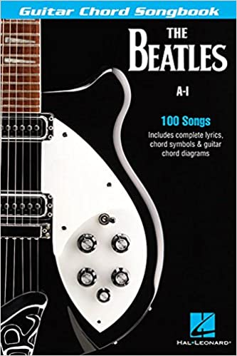 Amazon The Beatles Guitar Chord Songbook A I Guitar Chord