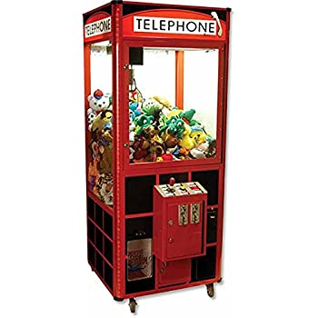 telephone toy plush crane 30 claw machine sports outdoors. Black Bedroom Furniture Sets. Home Design Ideas