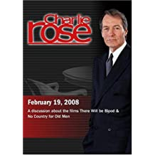 Charlie Rose - There Will be Blood & No Country for Old Men