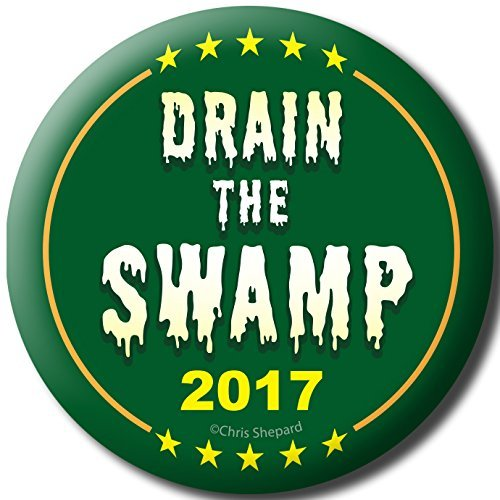 6-pack-drain-the-swamp-2017-buttons-pins-badges-225-end-corruption-new-release-six-buttons