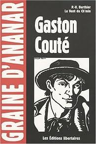 Gaston Coute par Pierre-Valentin Berthier