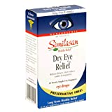 Similasan Dry Eye Relief, Sterile Single-Use Droppers, 20 Count