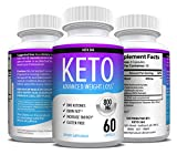 Keto Pills for Weight Loss - Appetite Suppressant