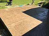 Single (2 x 2 ft) Seamless Skin Concrete Stamp