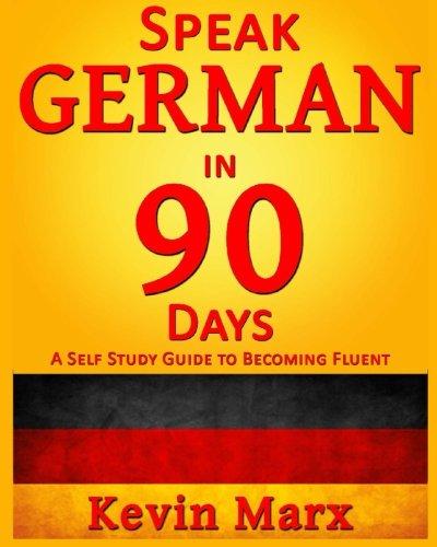Speak German in...