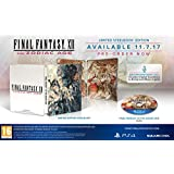 Final Fantasy XII the Zodiac Age - Limited Steel Book Edition (PS4)