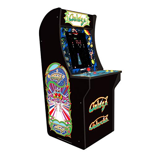 Arcade 1Up Galaga Deluxe Arcade System with Riser, 5 feet by Arcade1Up (Image #4)
