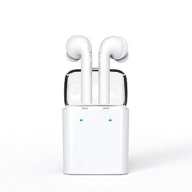 Dacom Auriculares inalámbricos Bluetooth V4.1, incluyen estación de carga