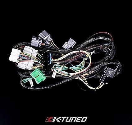 Amazon.com: K-Tuned (99-00) Civic K-Swap Conversion Harness ... on
