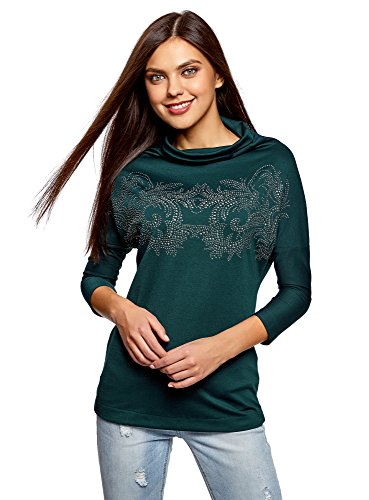 D Pull Ample Coupe Femme Collection oodji wgXfqxPIEc