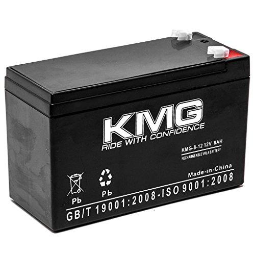 Merich Batteries (KMG 12V 8Ah Replacement Battery for Merich Batteries 350 450 450C 850C)