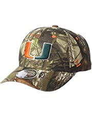 NCAA Mens Remington Hunting Camo Cap