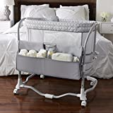 Ingenuity Dream & Grow Bedside Bassinet - Dalton