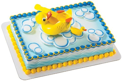 Splashin' Duckies DecoSet Cake Decoration