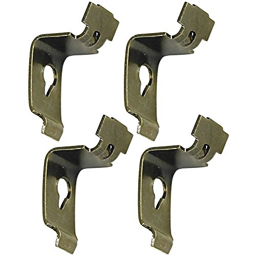 1970 Ford Galaxie (New 1965-79 Ford, 1965-70 Galaxie, 1970-72 Torino, 1970-77 Maverick Arm Rest Clips Set of 4 (EBC6AZ-6224146ST))