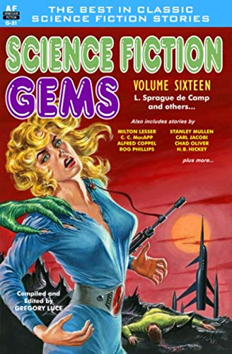 Science Fiction Gems, Volume 16