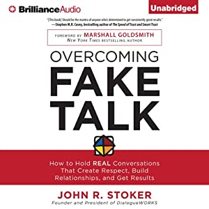 Overcoming Fake Talk Audiobook
