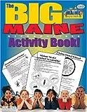 The Big Maine Reproducible Activity Book, Carole Marsh, 0793399440