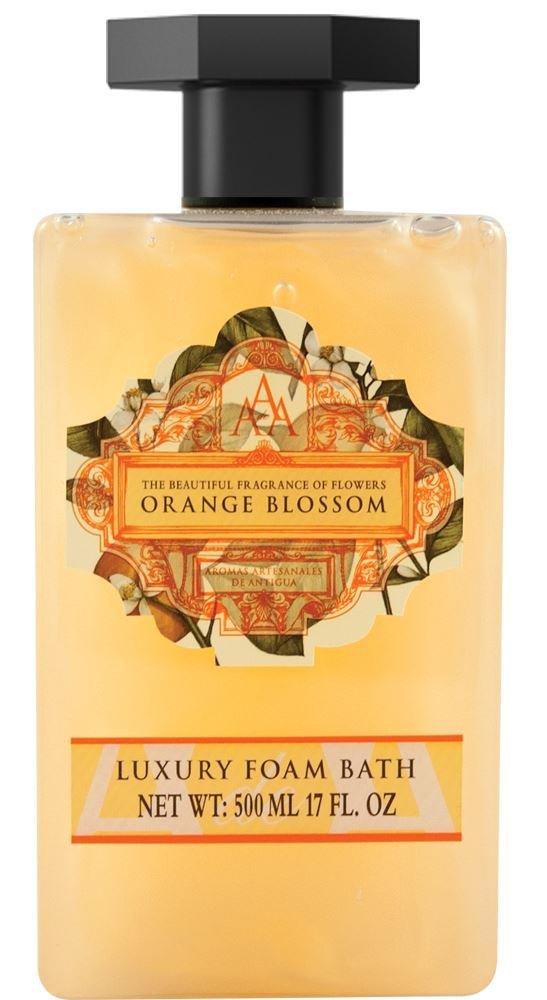 Aromas Artesanales De Antigua Floral Orange Blossom Luxury Foam Bath 500ml