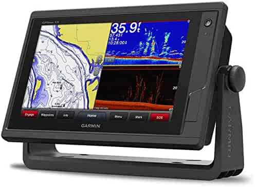 Garmin GPSMAP 942xs, ClearVu and Traditional Chirp Sonar with Mapping, 9