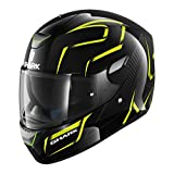 SHARK Helmets SKWAL Flynn - Black/Yellow - M