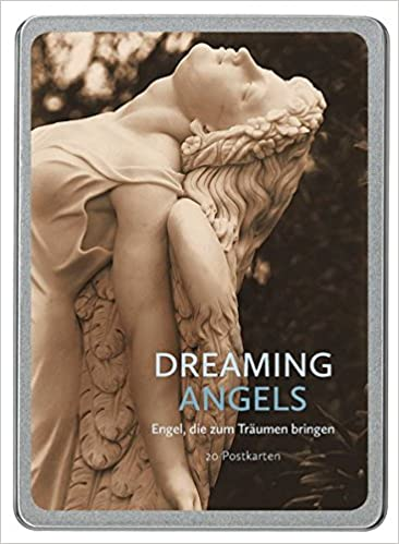 20 Postkarten Dreaming Angels