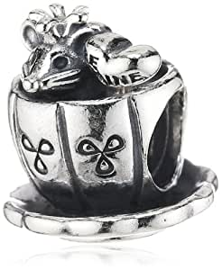Pandora 791107 - Abalorio de plata de ley