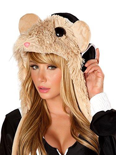 J. Valentine Sexy Hamster Hood Adult -