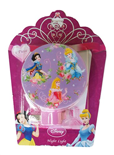 Disney Princess Night Light Purple Background Cinderella ...