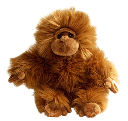 The Puppet Company Full-Bodied Animal  Hand Puppets Orangutan