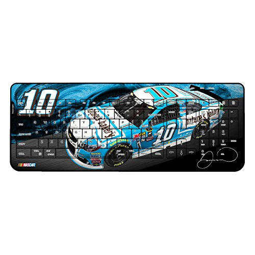 Price comparison product image Danica Patrick 10 Nature's Bakery Wireless USB Keyboard NASCAR