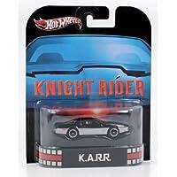 """2013 Hot Wheels Knight Rider """"K.A.R.R."""" KARR X8929"""