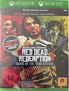 Red Dead Redemption Game Of The Year (Classics) [Importación Inglesa]: Amazon.es: Videojuegos