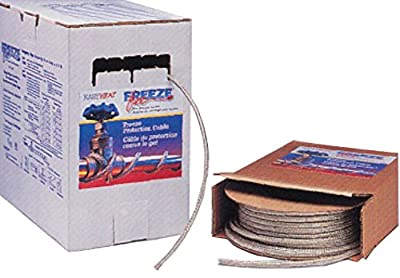 Freeze Free Self-Regulating Pipe Heating Cable