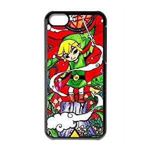 iPhone 5c Cell Phone Case Black Legend of Zelda 001 VS5391986
