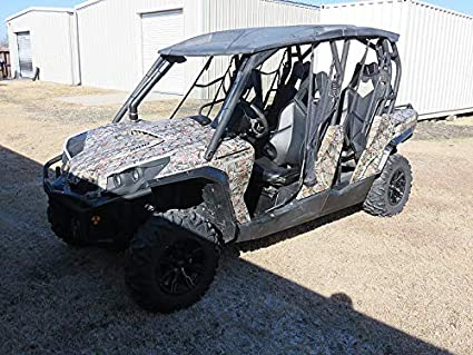 2017 Can Am >> Amazon Com 2013 2017 Can Am Commander 800 1000 4 Seater