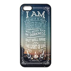 meilinF000Bible Verse Protective Rubber Back Fits Cover Case for ipod touch 5meilinF000