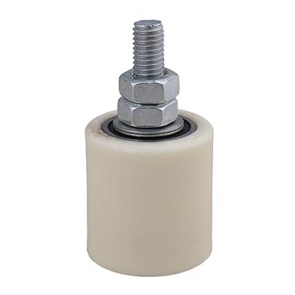 Ventolina In Alluminio Bianco Scurito D 20,3 Cm Sourcingmap