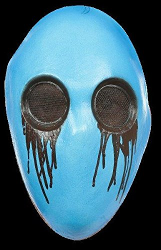 Full Face Latex Eyeless Jack Costume Mask
