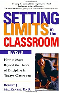 Setting limits in the classroom how to move beyond the classroom setting limits in the classroom revised how to move beyond the dance of discipline fandeluxe Choice Image
