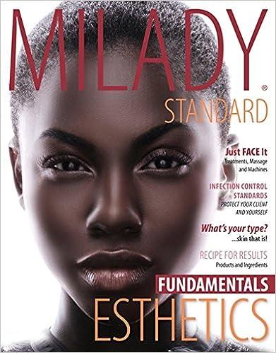 Milady standard esthetics fundamentals 9781111306892 medicine milady standard esthetics fundamentals 11th edition fandeluxe Images