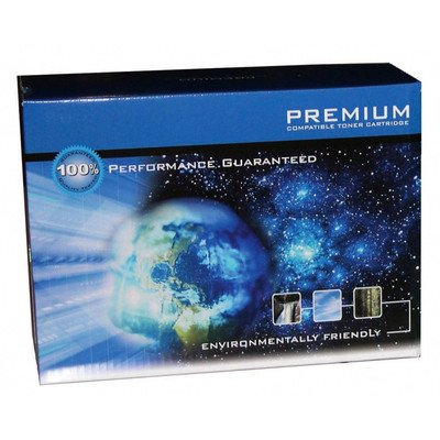 0453B003AA Compatible Toner Cartridge, 14000 Page Yield, Cyan