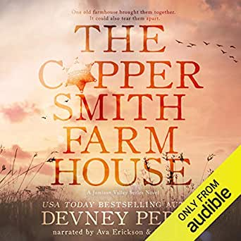 Amazon com: The Coppersmith Farmhouse: Jamison Valley Series