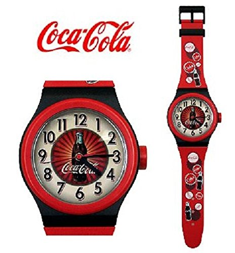 Price comparison product image Coca Cola Watch Wall Clock