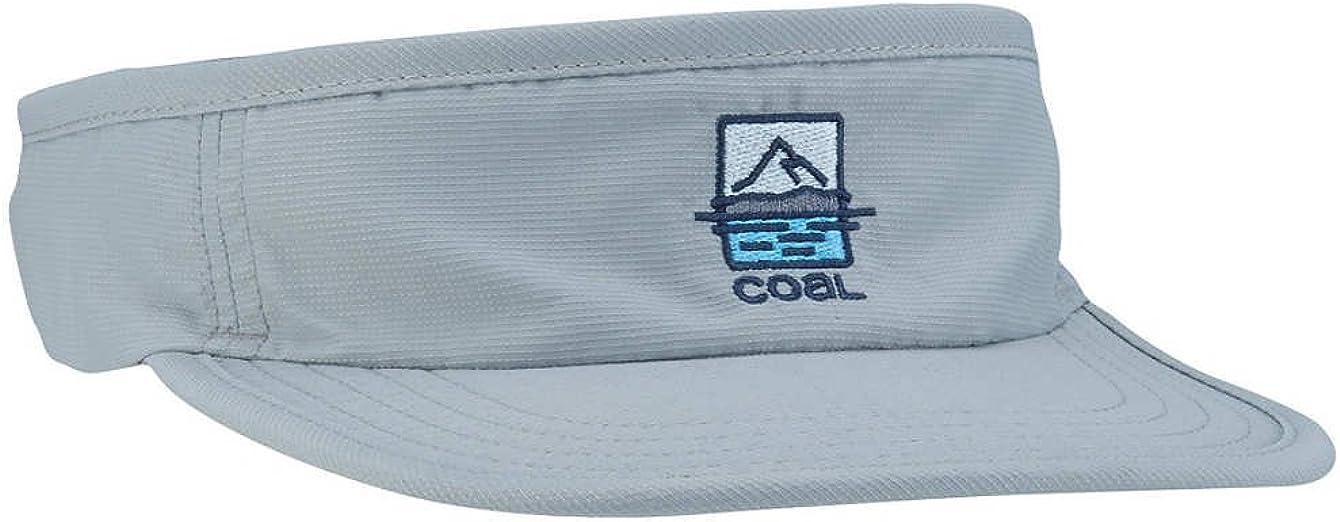 Coal Mens The Vista UPF Athletic Visor with Adjustable Webbing Closure