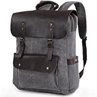 Deals on Lifewit 17 inch Canvas Backpack